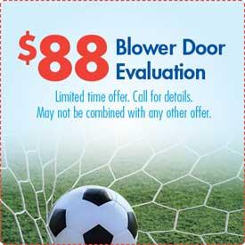 Blower Door Special
