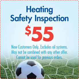 Heating Inspection Special