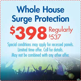 Surge Protector Special