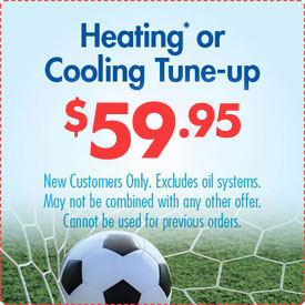 Heating/Cooling Tune-up Special