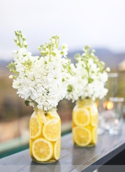 Easy Elegant Centerpieces A Pinterest Project Review