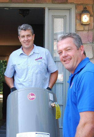 Westtown, PA Water Heater Services
