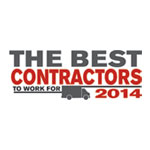 2014 Best Contractor to Work For