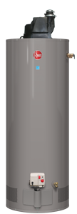 Rheem Water Heater - Power Vent Series - (Natural Gas Water Heater)