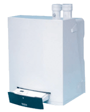 Buderus Ultra High-Efficiency Wall-Mounted Condensing Boiler - 98% AFUE