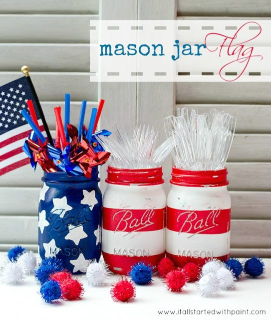 10 Diy 4th Of July Decorations Oliver Heating Cooling