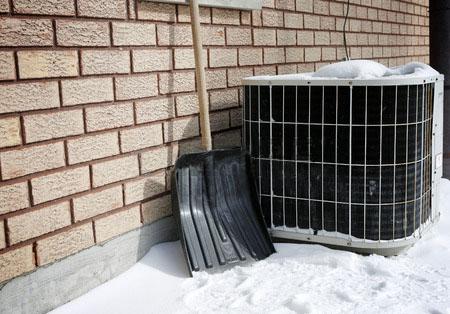 snow heater