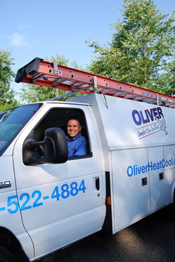 Rodney Ciafre, Oliver's Master Electrician, answers questions about electrical inspection