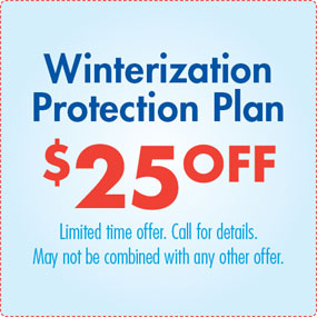 Winterization Protection Plan