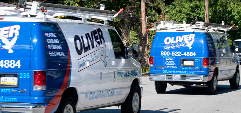 Hvac Services Oliver Heating Cooling Plumbing Morton Pa