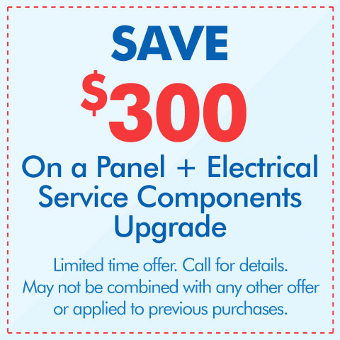 Electrical Panel Upgrade Special