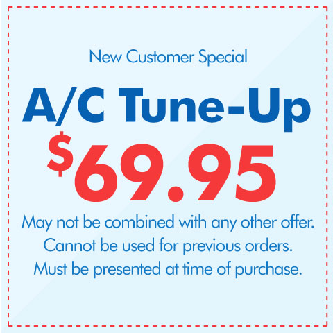 A/C Tune Up Special