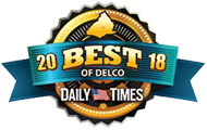 Best Of DelCo Reader's Choice Award