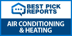Best Pick Reports Air Conditioning & Heating