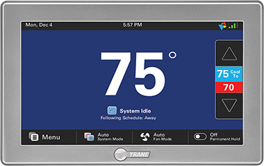 Trane 1050 Thermostat