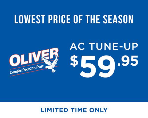 Oliver Exclusive Offer