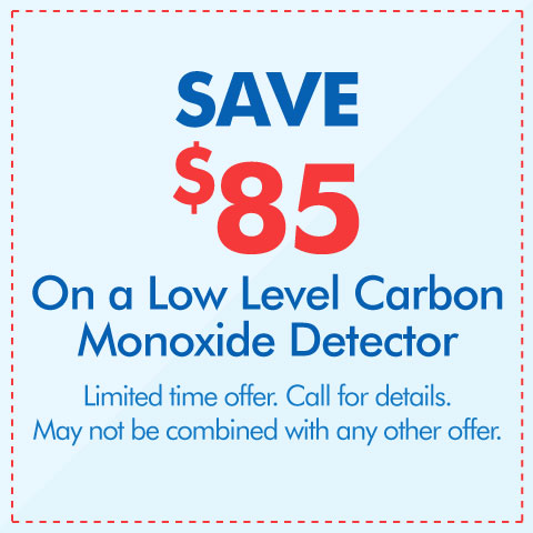 Carbon Monoxide Detector Special