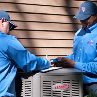 Air Conditioner Service Plan