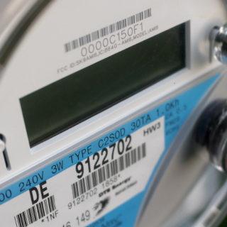 Energy Efficient Meter