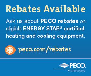 PECO Residential rebate