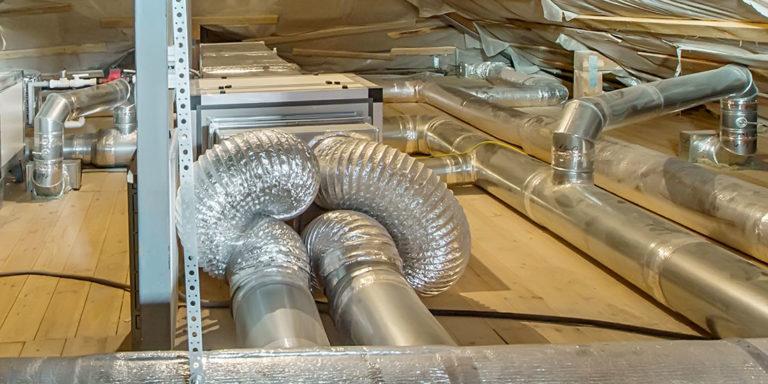 Attic Air Conditioner