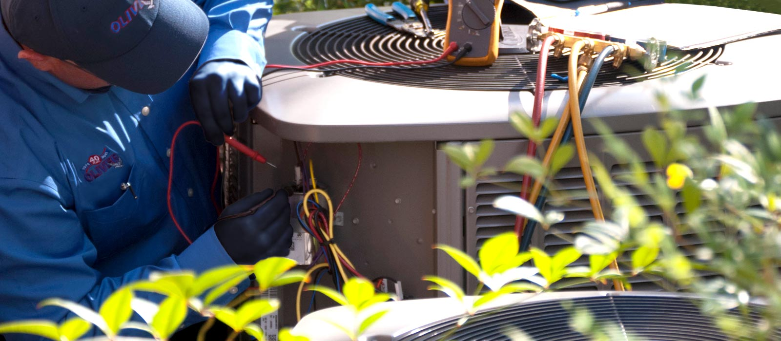 A/C Tune-Up with Safety Inspection