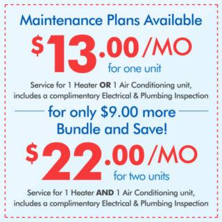 Maintenance Plan Bundle