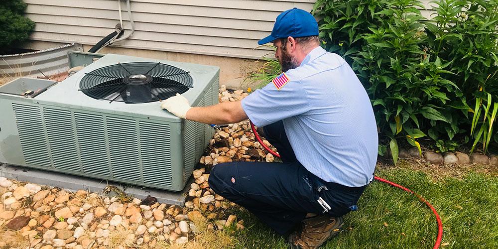 HVAC Basic Care Maintenance Plans