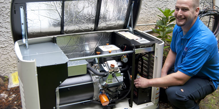 Residential Electrical Generators