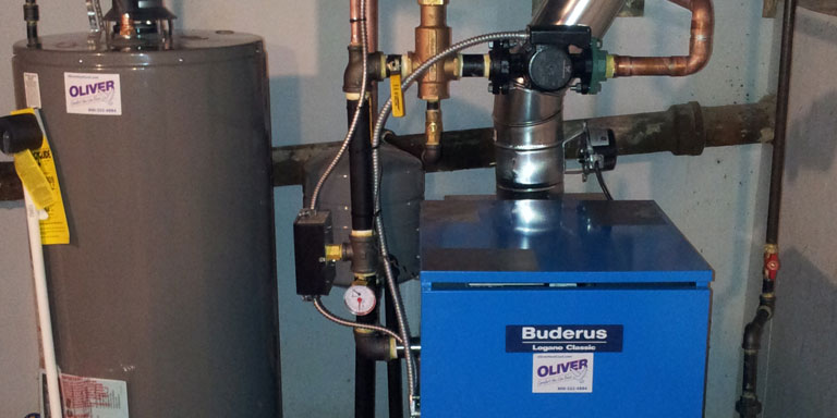 Heating Services - Boilers
