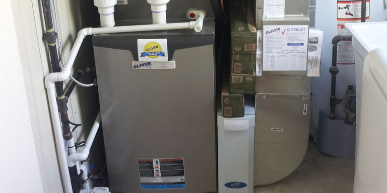 Heating Services - Furnace