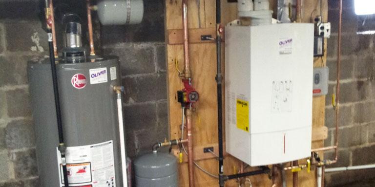 Heating Services - Heat Pumps