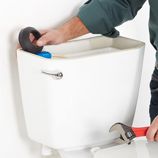 How to Fix a Running Toilet Water