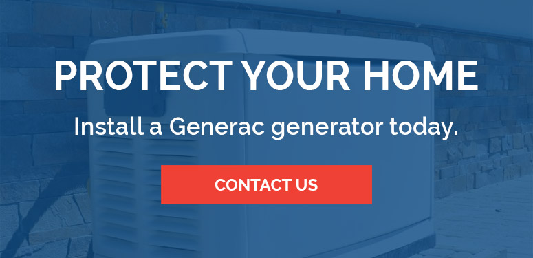 Protect Your Home with Generac Generators