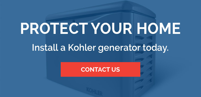 Protect Your Home with Kohler Generators