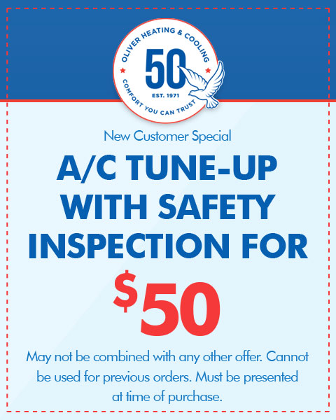 A/C Tune-Up for $50