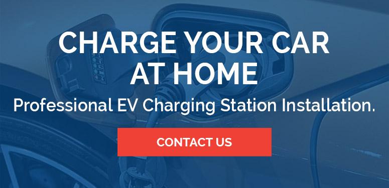 Professional EV Charging Station Installation