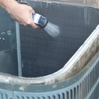How to Clean an Air Conditioner Condenser