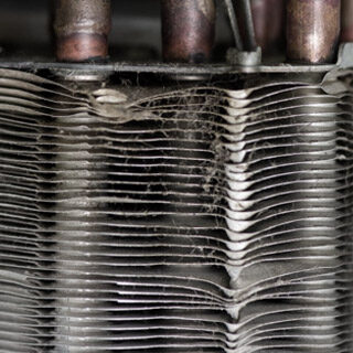 How to Clean Mold from Air Conditioner Coils