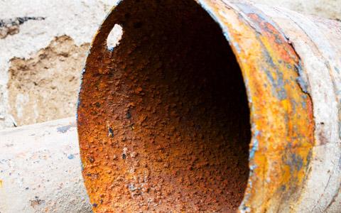 Pipe Corrosion Repair