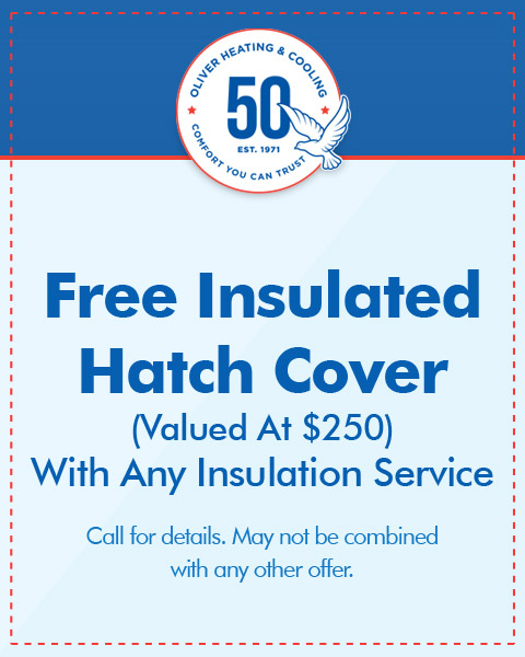 Free Insulated Hatch Cover With Any Insulation Service