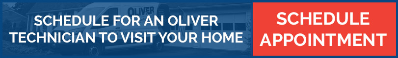Schedule for an Oliver Technician to Visit Your Home